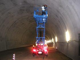電磁波探査技術(地中・トンネル・コンクリート)