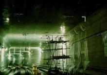 コンクリート構造物の漏水止水工法 TWS工法