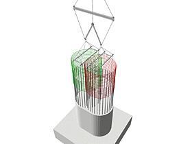 インターロッキング配筋を用いた鉄筋コンクリート橋脚の急速構築工法 TRiC工法